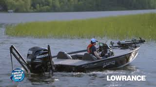 Lowrance Elite Ti - Catch a Great Deal Commercial
