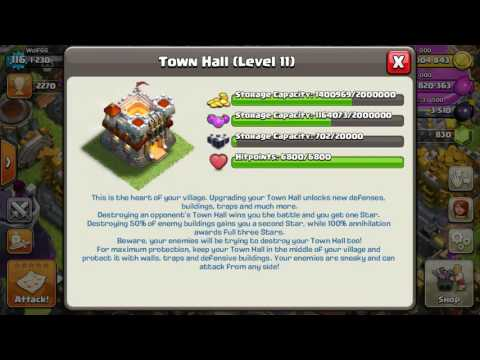 Clash Of Clans Base Trade