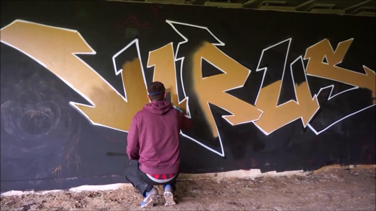 Virus Graffiti London 2015 Youtube