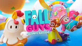 ЧИЛИМ В Fall Guys: Ultimate Knockout