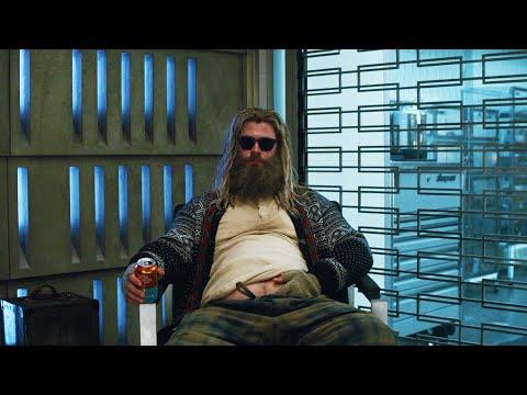 Большой Лебовски И План Мстителей | Мстители: Финал (2019)