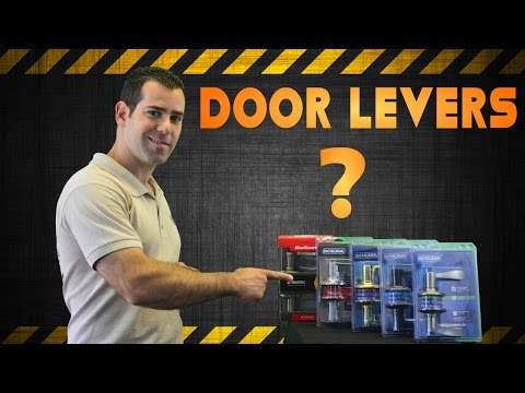 Door Levers - Check Out This Video Before You Buy Door Handles