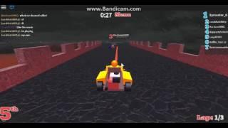 Luigi45260 plays roblox - Plaza Karts (Part 1)