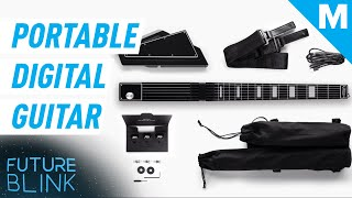This DIGITAL GUITAR Can Be Taken ANYWHERE | Future Blink