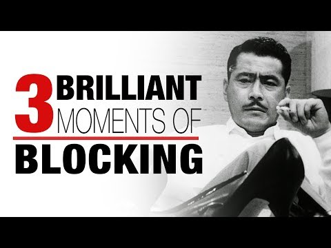 3 Brilliant Moments of Blocking (in Kurosawa's High and Low)