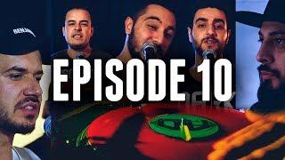 Beatli Piyade Episode 10 - Boom Bap Rap Cypher - Gaza, BurakTogo, Ozan Gökçe, Emza, Moses, DjAd Resimi