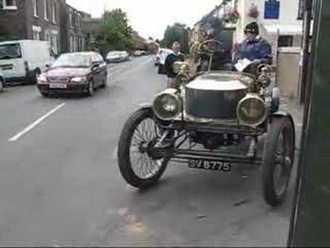 Cawood steam car rally