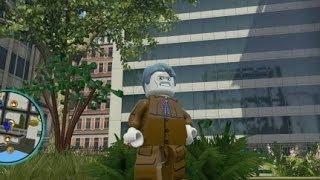 LEGO Marvel Super Heroes (PS4) - Mastermind Free Roam Gameplay
