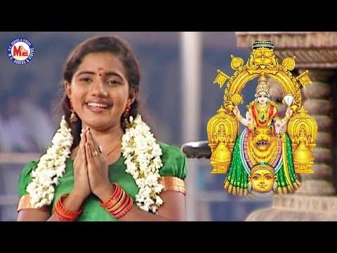 மூகாம்பிகே மூகாம்பிகே | Mangaladayini Kollur | Hindu Devotional Video Song Tamil | Mookambika Song
