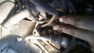 Замена прокладки ГБЦ ВАЗ 2114 8 клапанов