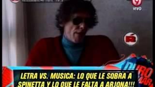 DURO DE DOMAR - DEBATE ROCKERO: LETRA VS MUSICA 09-04-13