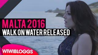 "Ira Losco ""Walk On Water"" - Malta Eurovision Song Contest 2016 (REACTION) | wiwibloggs"
