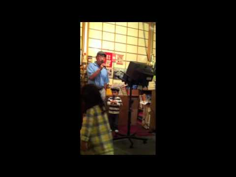 Parker And Jichan Singing Kitaguni No Haru