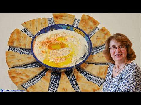 How to make Easy Greek Whipped Feta Sauce / Dip – Σάλτσα ή Κρέμα Φέτας