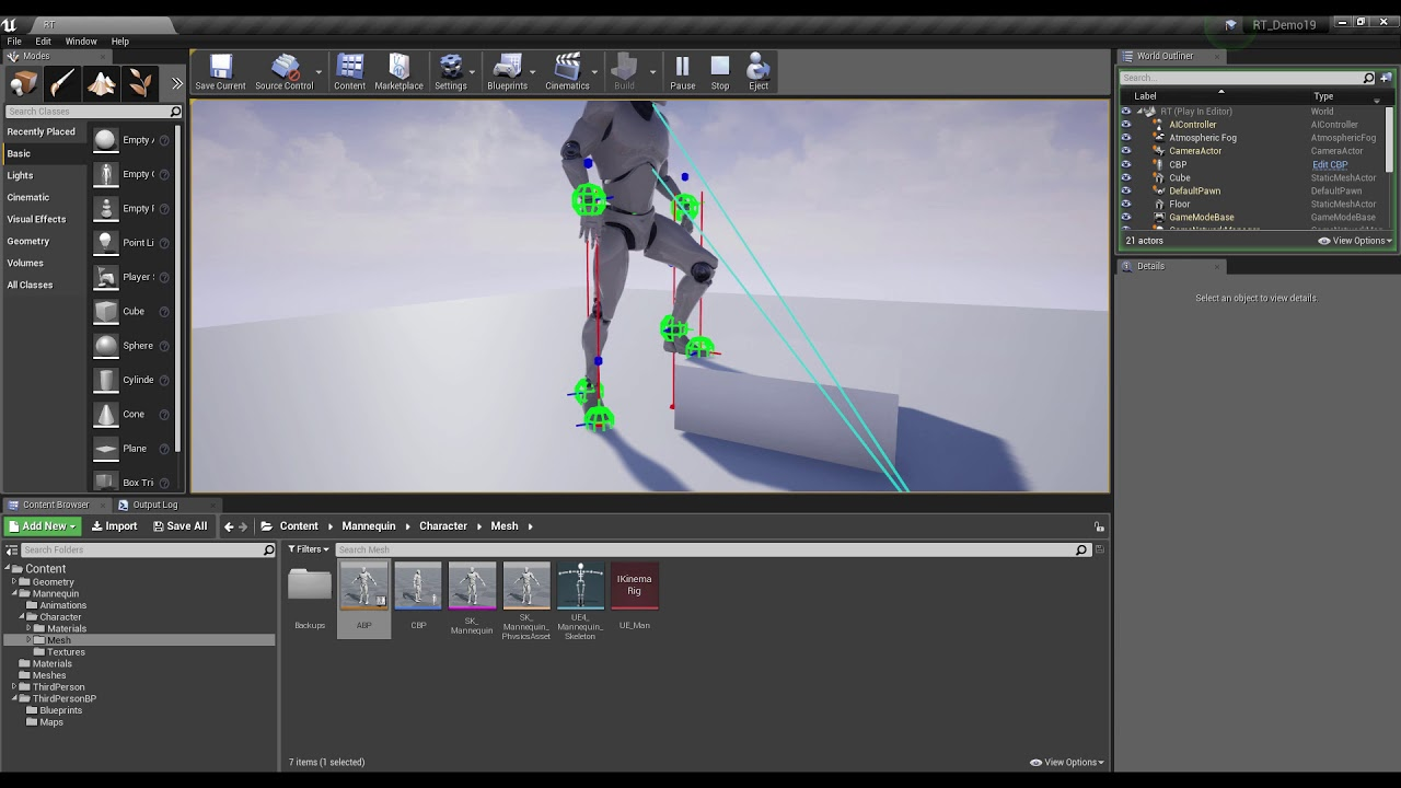 IKINEMA | Motion Capture, VR, Games - Documentation