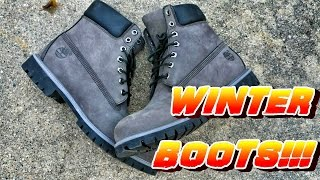 THE PERFECT BOOT FOR WINTER
