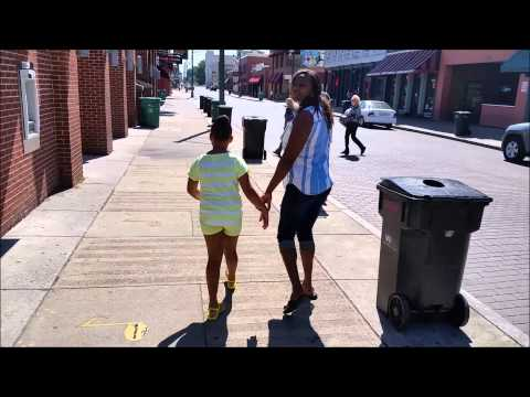 Diamond Braun-Walking In Memphis-Aug. 2014