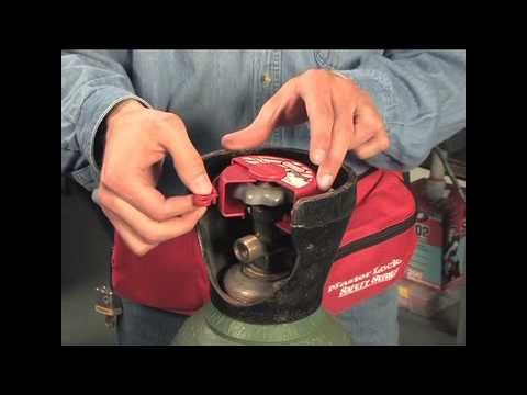 S3910 Pressurized Gas Valve Lockout Youtube