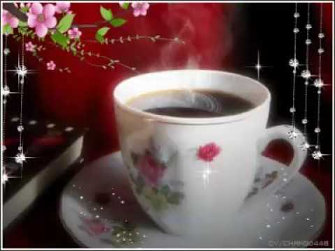 Good morning cup with tea - YouTube