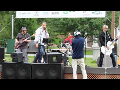 Eleven Performs on Framingham Centre Common - 7/14/17