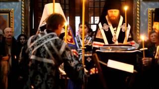 Четвертая часть Великого Покаянного канона(Четвертая часть Великого Покаянного канона Архипастырский визит в Свято-Ильинскую обитель. 26 февраля..., 2015-02-26T18:06:13.000Z)