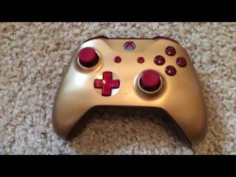 How to take off front and back shell of Xbox one controller