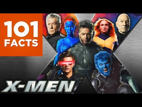 101 Facts About X-Men