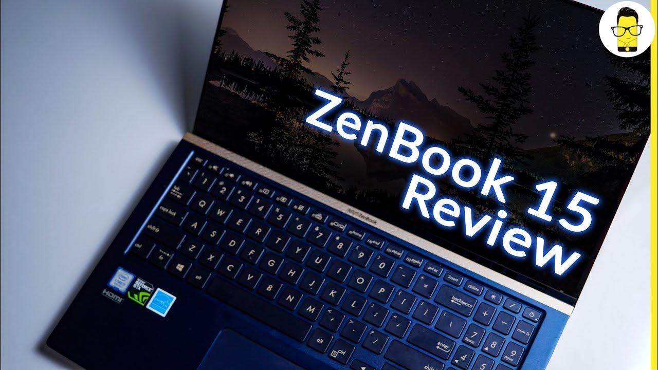 asus zenbook 15 ux533fn advice