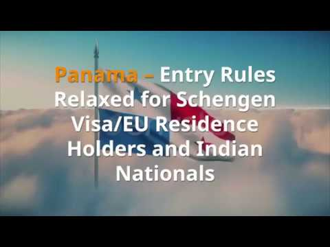 Panama Immigration Alert - Entry Rules Relaxed for Schengen Visa - Fakhoury Global Immigration