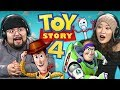 College Kids React To Toy Story 4 Trailer And Easter Eggs