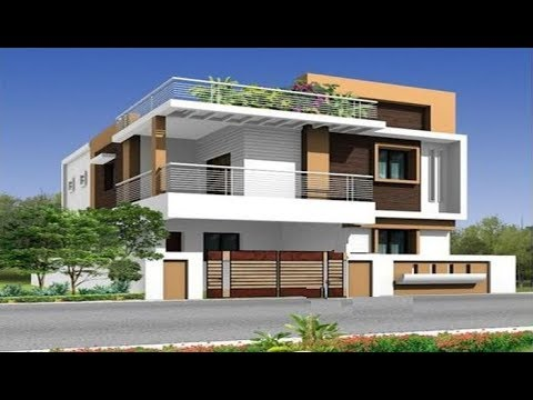 hqdefault - Download Front Design Of House In Small Budget Double Floor  Pics
