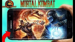 Highly Compressed Mortal Kombat x install on android