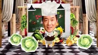 料理美食王20160706蔥油餅(蔡季芳)