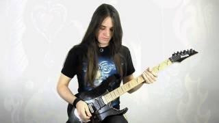 Jason Becker - End Of The Beginning Solo Cover (Garrett Peters)