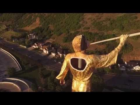 angel moroni after the strike youtube