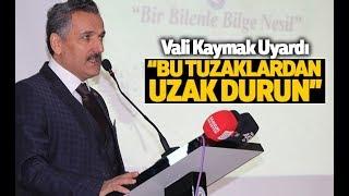 Samsun Valisi Osman Kaymak'tan uyarı