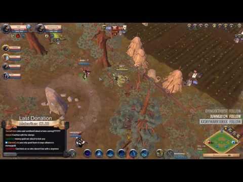 GvG - Exertion VS 8team - Albion Online PvP