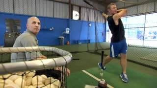 30 Clubs in 30 Days - Toronto Blue Jays - Brett Lawrie in Batting Cage
