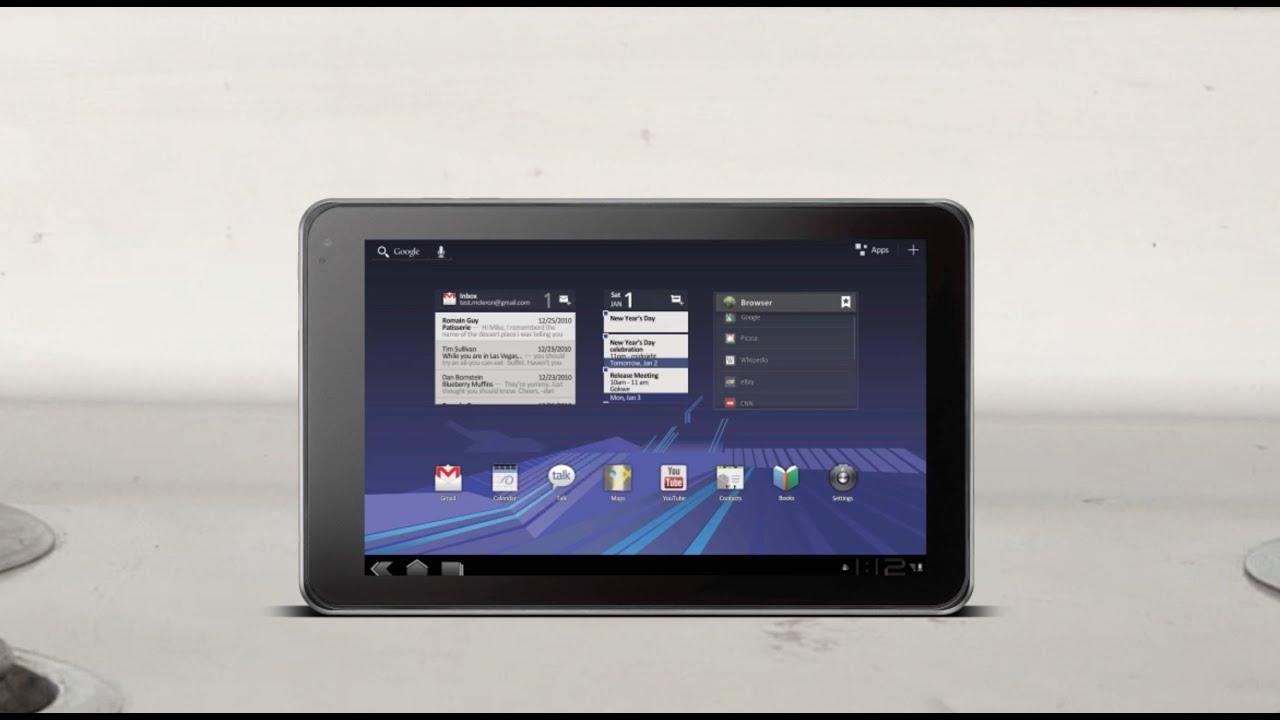 Squashing an LG Tablet