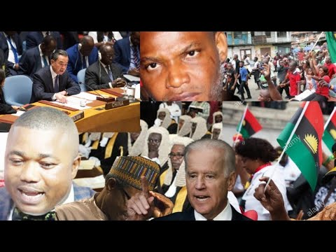 BREAKING, GOOD MOVE KENYA POWERFUL LAWYER JOINS NNAMDI KANU LEGAL TEAM TO DRAG NIGERIA GOVT TO COURT