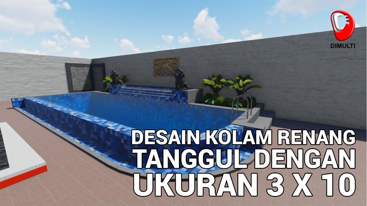 48+ Contoh Desain Spanduk Kolam Renang HD Terbaru