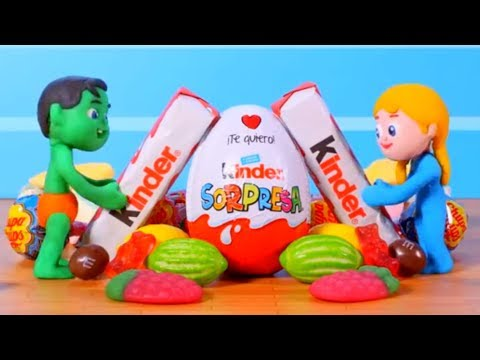 Kids Learn How To Share Candies ❤ Cartoons For Kids