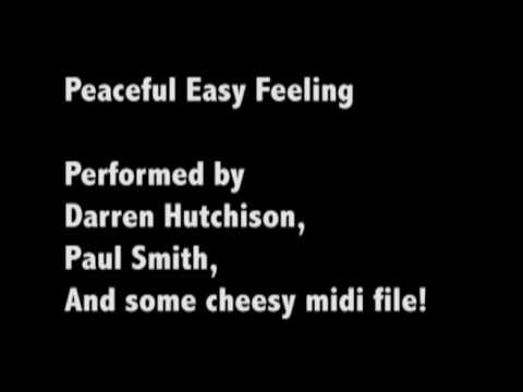 Amazing Grace -Peaceful Easy Feeling - YouTube
