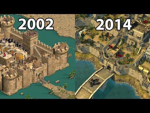 Stronghold Crusader  vs Stronghold Crusader 2