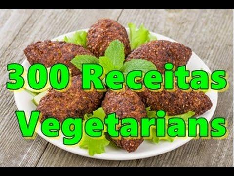 Receita de comida vegetariana brasileira youtube - Comida vegetariana facil de preparar ...