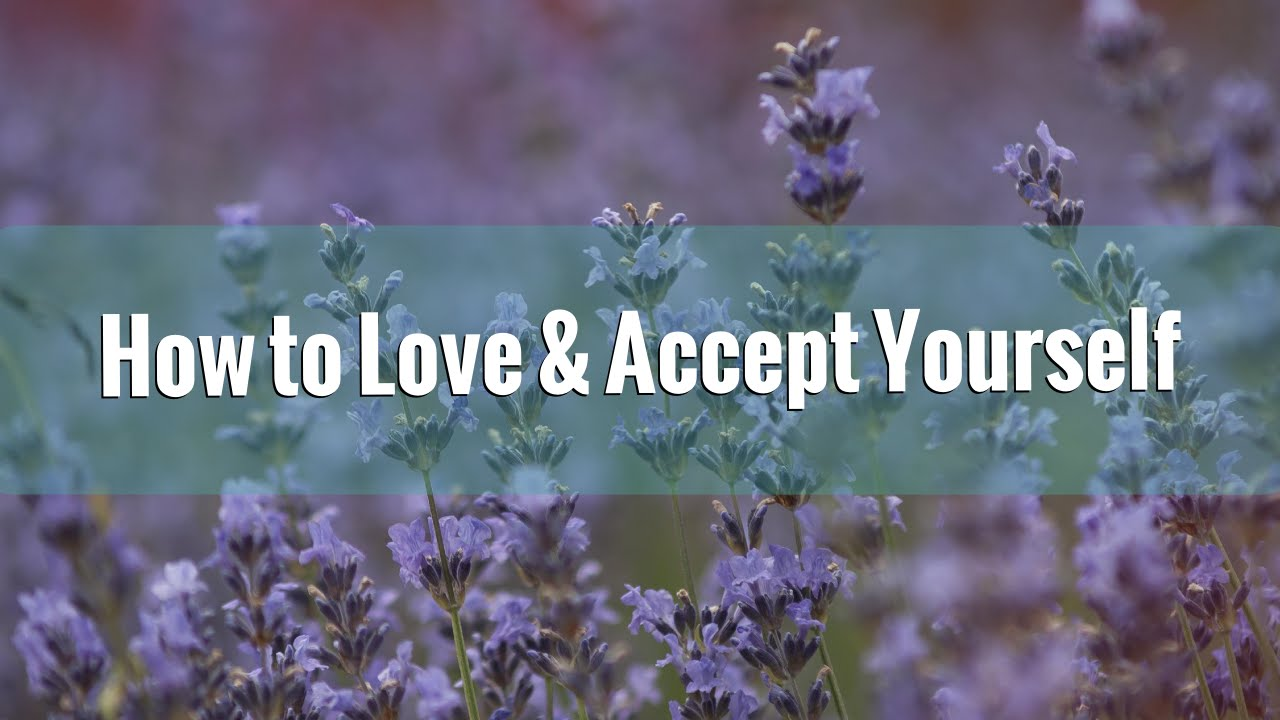 How To Love & Accept Yourself (all Parts!)