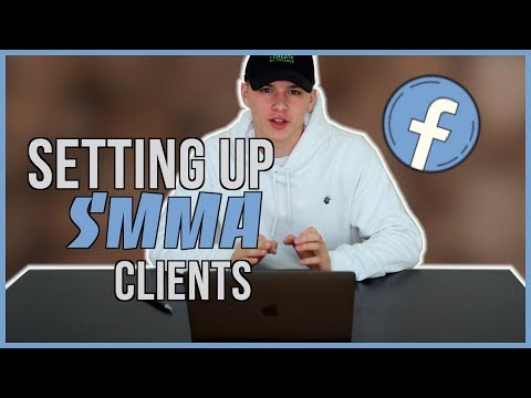 How To Setup Facebook Business Manager For SMMA Clients 2019