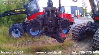 Xgiełda HARVESTER KOMATSU 911.3 na sprzedaż
