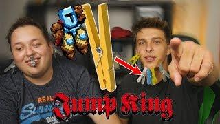 ZA SPROSTÉ SLOVO DOSTANEŠ KOLÍČEK! | Jump King