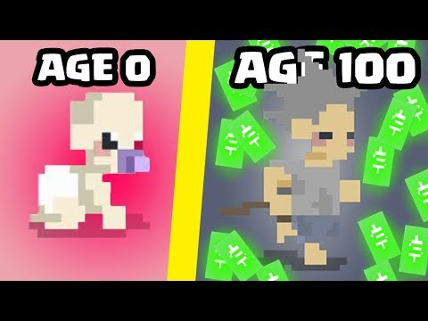 HARDEST REAL LIFE .IO GAME SIMULATOR EVER MADE! (OVER 9999+ DOLLAR/AGE?) l Nend.io New .IO Games